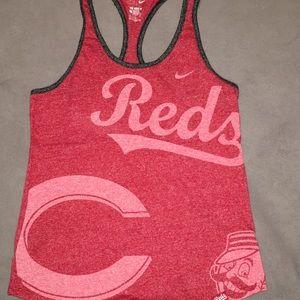 Nike Cincinnati Reds Tank